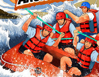 Whitewater Rafting Book