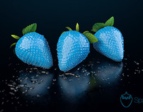 SpaceBerry | Strawberry | BlueCherry
