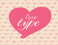 LoveType Font