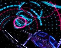 Space Teleport - VJ Loop Pack (4in1)