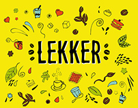 / Pack Café Lekker