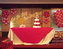 #BALLONdecorations in yanam
