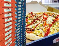 Box Panam PIzza