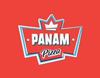 Logo Panam Pizza