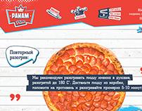 Site Panam Pizza