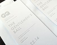 The Gentlemen's Ball
