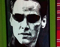 "Neo (Matrix) ""Keanu Reeves"""