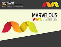 Brand Identity - Marvelous Design Lab