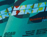 Marian Bantjes Exhibition/OCAD