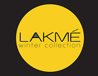 Lakme- Infographic poster