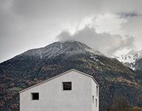 Haus am Mühlbach, Mühlen in Taufers