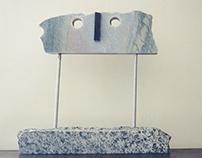 Good Mood /rainbow marble & granite