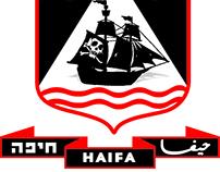 Haifa logo (the pirates)