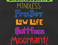 Buttface Miscreant!