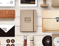 Branding identity - Reve Rans