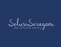 """Solusi Seragam"" Branding & Company Profile"