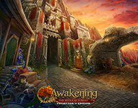 Awakening 6 : The Redleaf Forest Collector's Edition