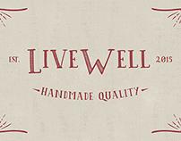 Livewell Handmade Typeface