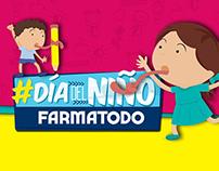 RRSS | Día del Niño | FARMATODO