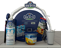 Beyti - Emplyment fair Booth