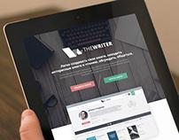 TheWriter – writer's service