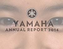 Yamaha Annual Report 2014