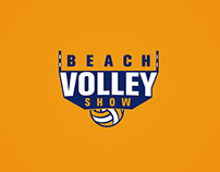 Beach Volley Show Logo