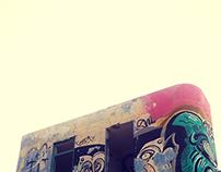 Graffiti decay