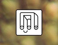 Miru Morna Personal Logo