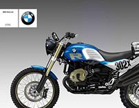 """BMW R 1200 """"DESERT SLED R"""""""