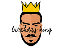 Birthday King.