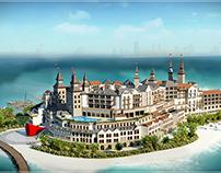 Swiss Island - World Islands, Dubai, UAE