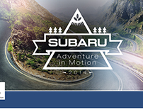 Test Drive - Subaru