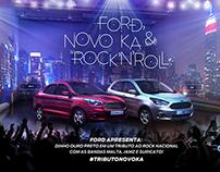 Lançamento FORD - Novo KA