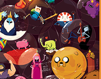 Adventure Time #38 and #39