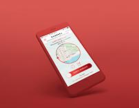 Baghera - Safe App (ergonomy, UI/UX, branding)