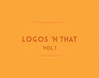 Logos 'N That. Vol. One