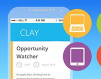 Blog Mockup - User Interface Design Project