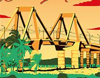 Afiche Puente Pumarejo