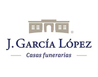 J. García López funeral homes corporate brand redesign
