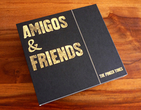 The Pinker Tones - Amigos & Friends (special edition)