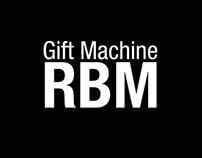 Gift Machine RBM