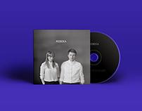 REBEKA   promo CD cover