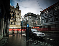 Rush in Prague
