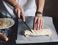 cinemagraphs / animated photography / strudel recipe