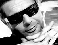 Marcello Mastroianni @ 8½ (Federico Fellini - 1963)