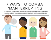 7 Ways to Combat Manterrupting