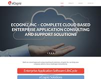 eCogniz Corporate Website