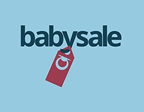 """""""Babysale"""" - baby products application"""