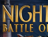 Night at the Museum: Battle of the Smithsonian Package